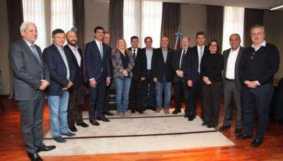 Los gobernadores peronistas se plantaron frente al reclamo de Vidal por el Fondo del Conurbano