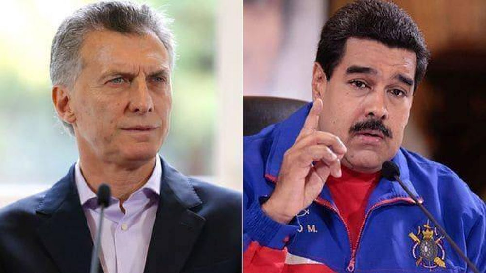 El Gobierno le retirará a Nicolás Maduro la orden del Libertador San Martín que le había otorgado Cristina Kirchner