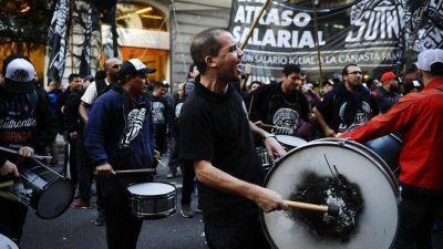 Otro día de caos en el tránsito por cortes y protestas gremiales