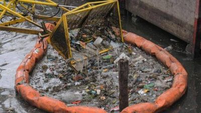 Unas 30.000 toneladas de residuos sólidos urbanos se vierten diariamente en los rellenos sanitarios, ríos y el mar