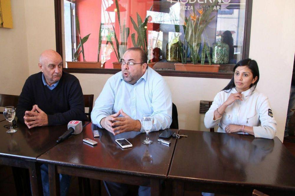 Dirigentes apuntaron a Rocío Giaccone con relación a la baja de lista 33