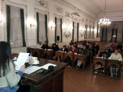 Con PAMI en el foco, sesionó el Concejo y aprobó una ordenanza mascotera