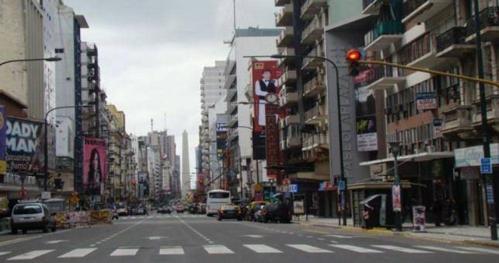 Adviertenn que la peatonalización de Corrientes generará 800 despidos