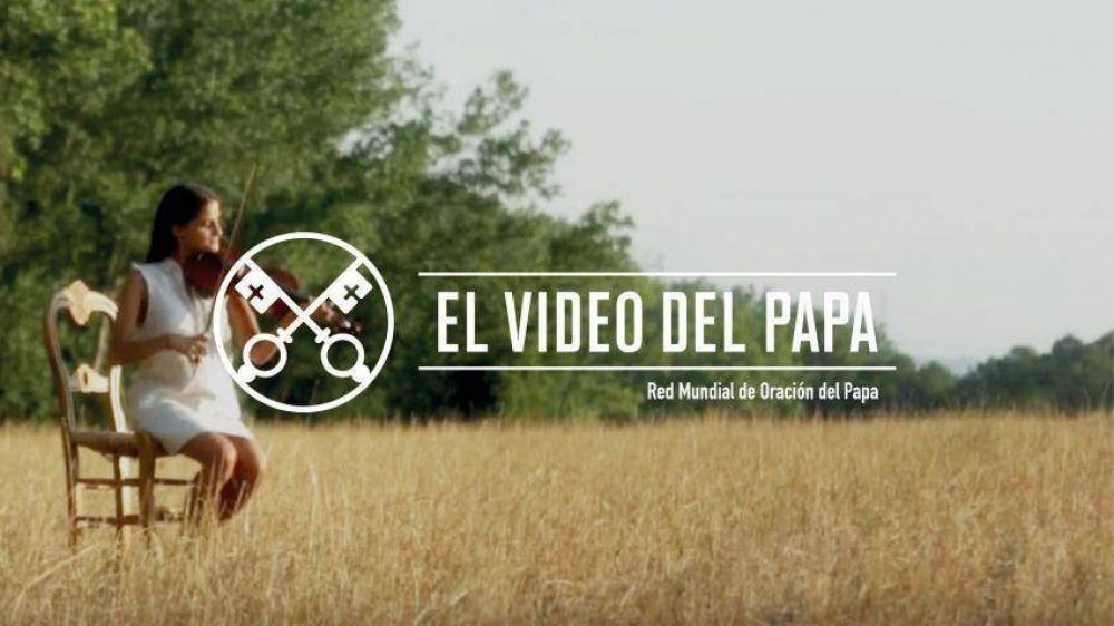 El Video del Papa: Francisco destaca la fuerza de los artistas para