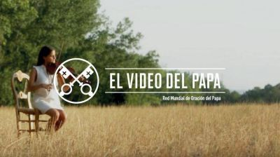 El Video del Papa: Francisco destaca la fuerza de los artistas para