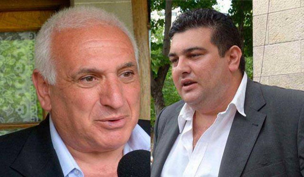 El intendente tiene en su despacho el decreto de salida para Franproyen y De Rosa