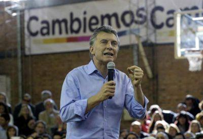 """Mauricio Macri: """"La suba del dólar no es nuestro problema"""""""