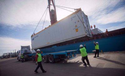 Se volvió a exportar papa semilla desde el Puerto de Mar del Plata
