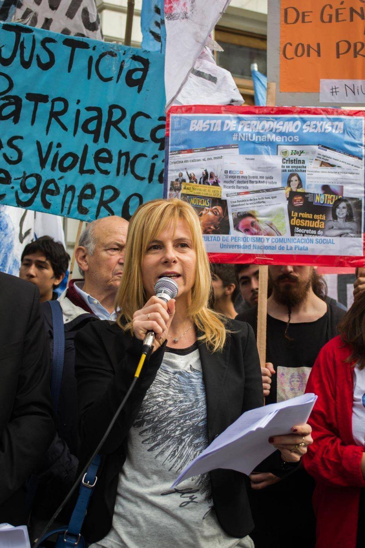 Ante las complicidades de Garro, Florencia propone medidas concretas contra el acoso, la violencia y el femicidio