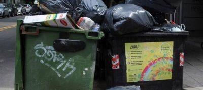 300 toneladas diarias de materiales reutilizables van a parar a la basura