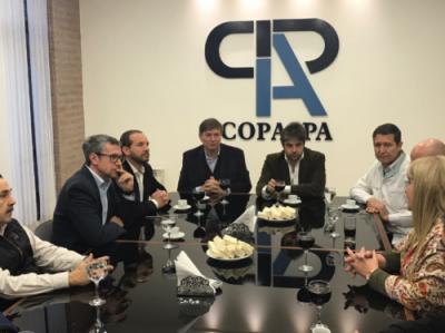 Biella, Paz Posse y Peña proponen leyes para estimular el trabajo del COPAIPA