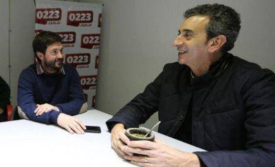 """Randazzo: """"La que cenaba con Magnetto era Cristina Kirchner, no yo"""""""