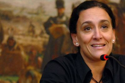 Gabriela Michetti visitará el martes Formosa