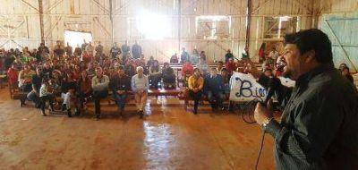 """Closs: """"Si no tenemos una voz que conozca Misiones, es imposible que la Nación nos escuche"""""""