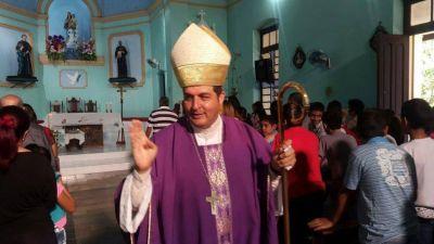 """Obispo: """"El mal de las drogas invadió la región"""""""