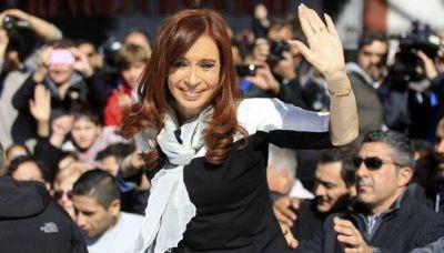 Cristina en la línea sucesoria, el sueño húmedo del kirchnerismo