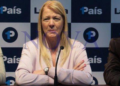 En La Plata, Stolbizer criticó con dureza a Macri: