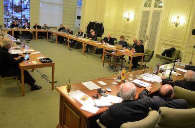 Temario de la 177° Comisión Permanente