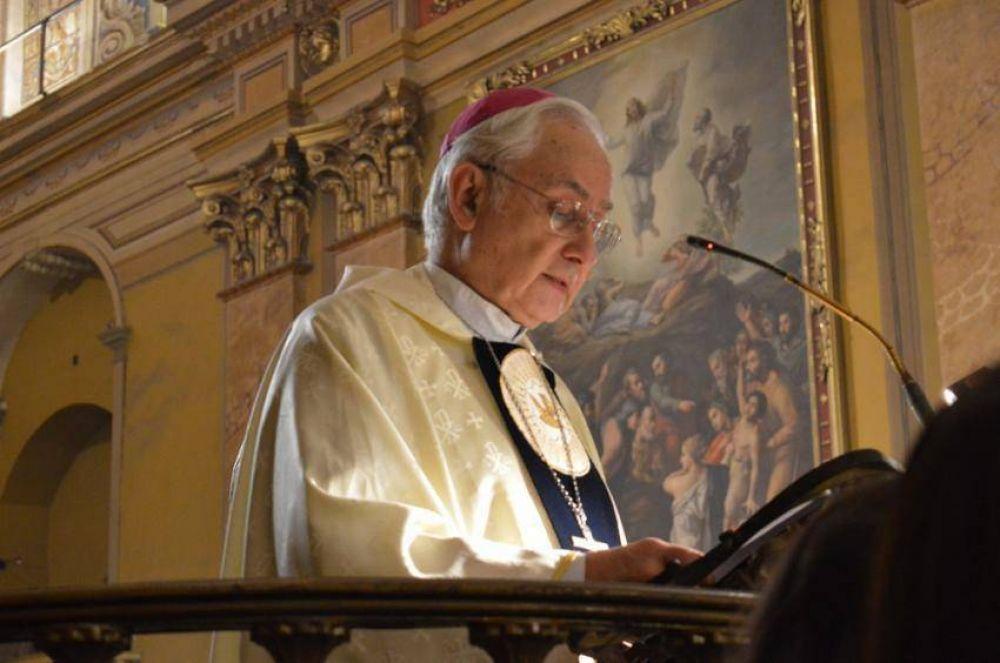 """Mons. Ñáñez: Hay que asumir """"dolidamente"""" los casos de abusos perpetrados por clérigos"""