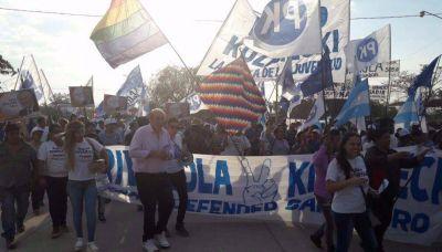 Rivarola y Barrionuevo suma adhesiones para las Paso