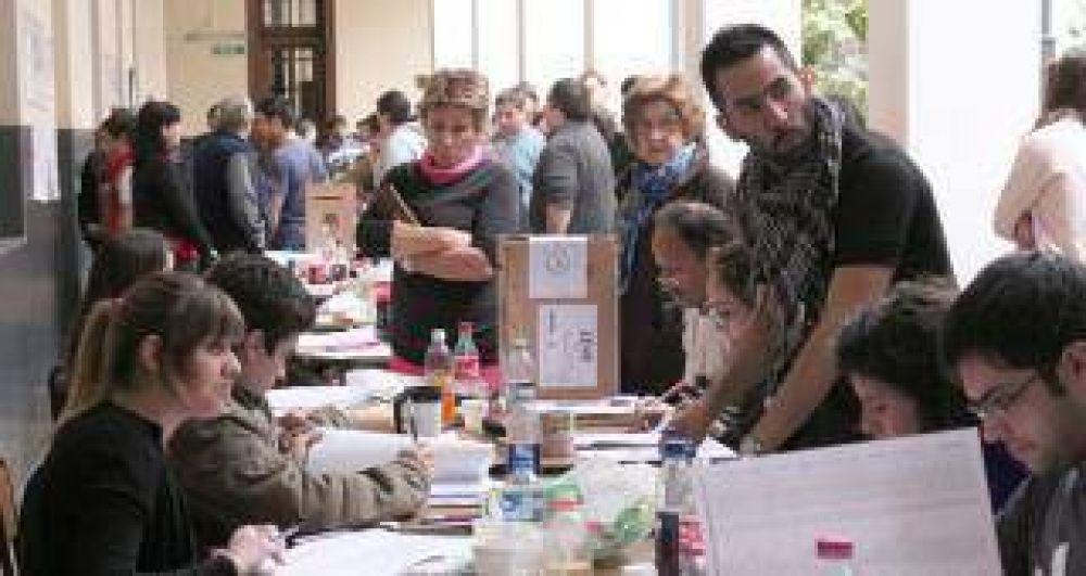 Más de 1,2 millón tucumanos podrán votar en las PASO