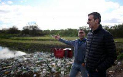 Elecciones 2017: En el tramo final de campaña, Randazzo estuvo en el