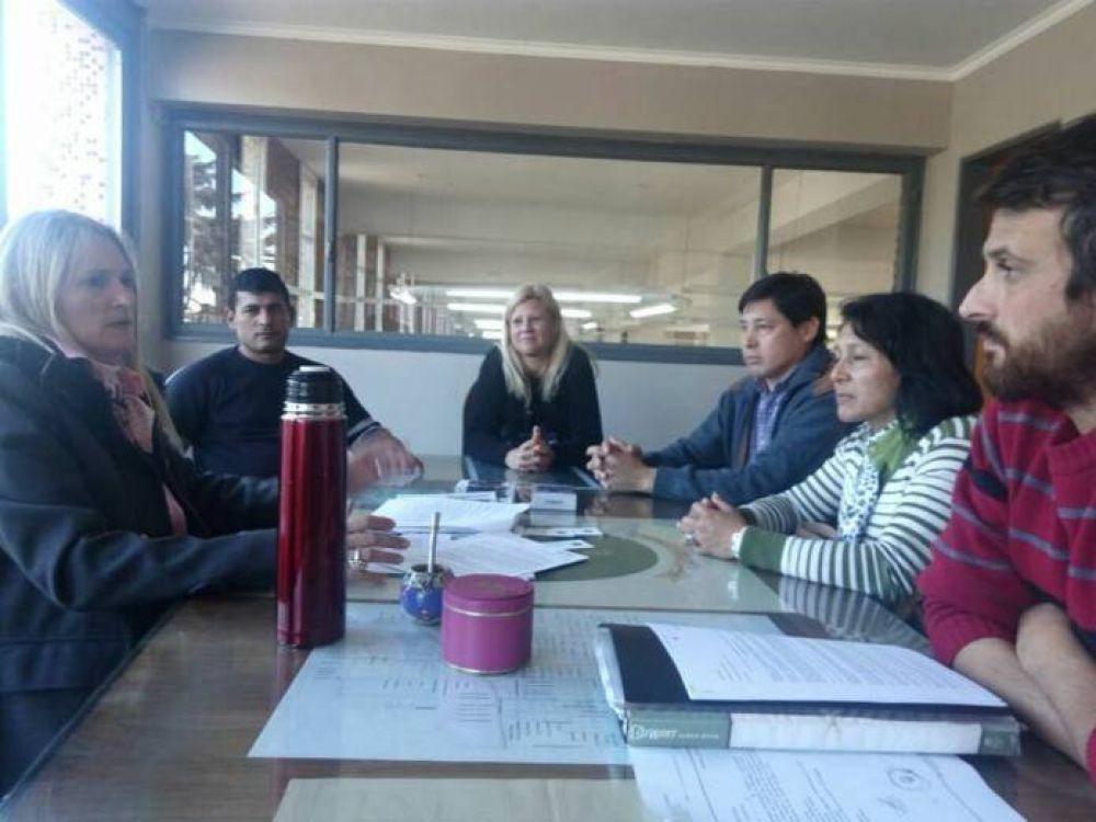 SOEMB. El Sindicato Municipal acercó 10 peticiones al Ejecutivo