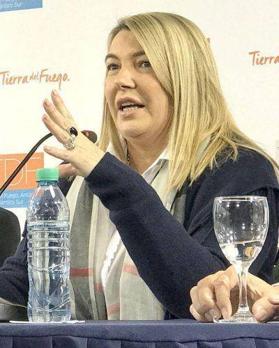 """Bertone: """"Carrió habla desde la comodidad del distrito más rico del país"""""""