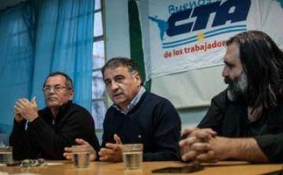 Baradel y Depetri disertaron en Suteba Lanús