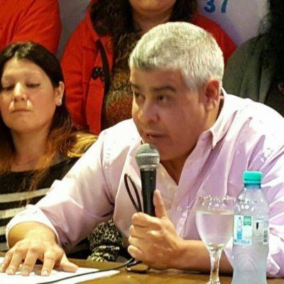 """Albarracín: """"Nosotros no fuimos a los barrios a hacer campaña, nosotros somos de los barrios"""""""