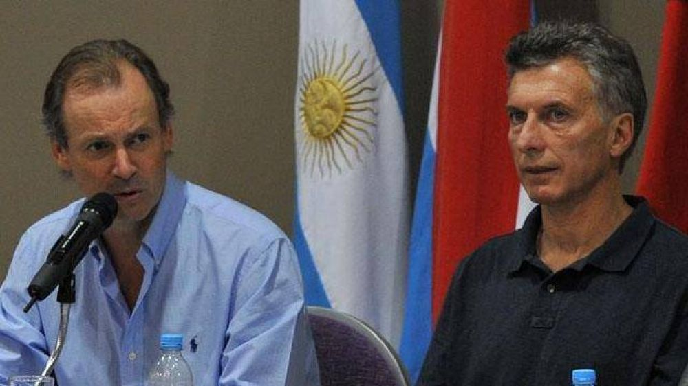 Bordet endurece su postura frente a Macri