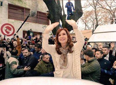 Cristina descarta los actos masivos y prepara su cierre en La Matanza