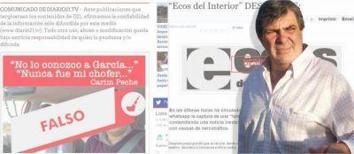 """Peche denunció una operación """"desde el seno del gobierno"""" para relacionarlo con causa narco"""