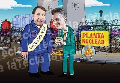 El conflicto detrás de la Central Nuclear que Mauricio Macri busca instalar en el sur