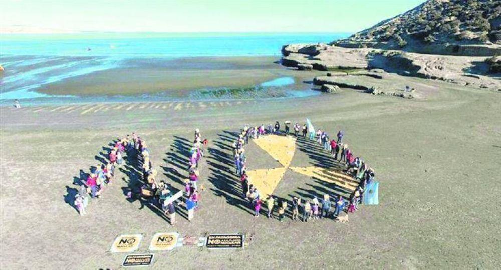 La Iglesia se suma al bloqueo contra central nuclear en la Patagonia