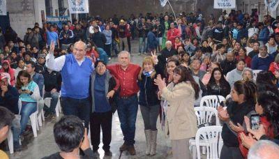 Rubén Rivarola pidió llenar las urnas con votos de esperanza