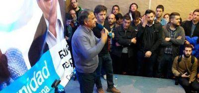 Unidad Ciudadana cerró la campaña en Lanús
