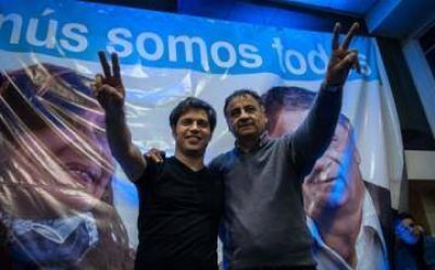 Con Kicillof, Unidad Ciudadana de Lanús cerró su campaña previa a las PASO