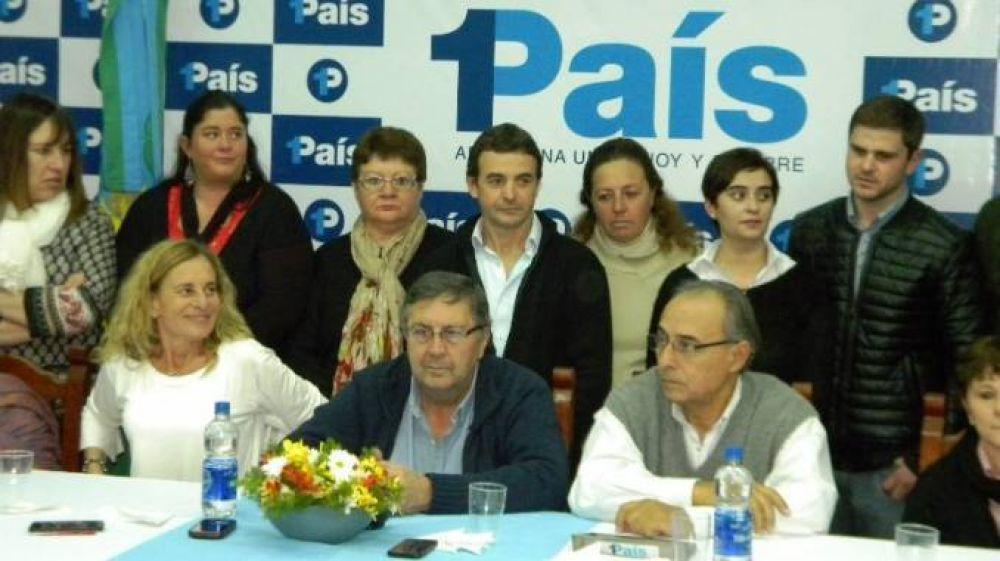 1País Saladillo cerró campaña: en nuestro trabajo hemos sido abiertos, buscando puntos en común, alternativas superadoras para poder solucionar los problemas de la gente