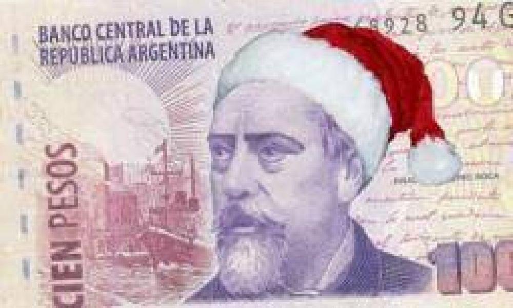 Gremios abren el paraguas y exigen prever un bono navideño