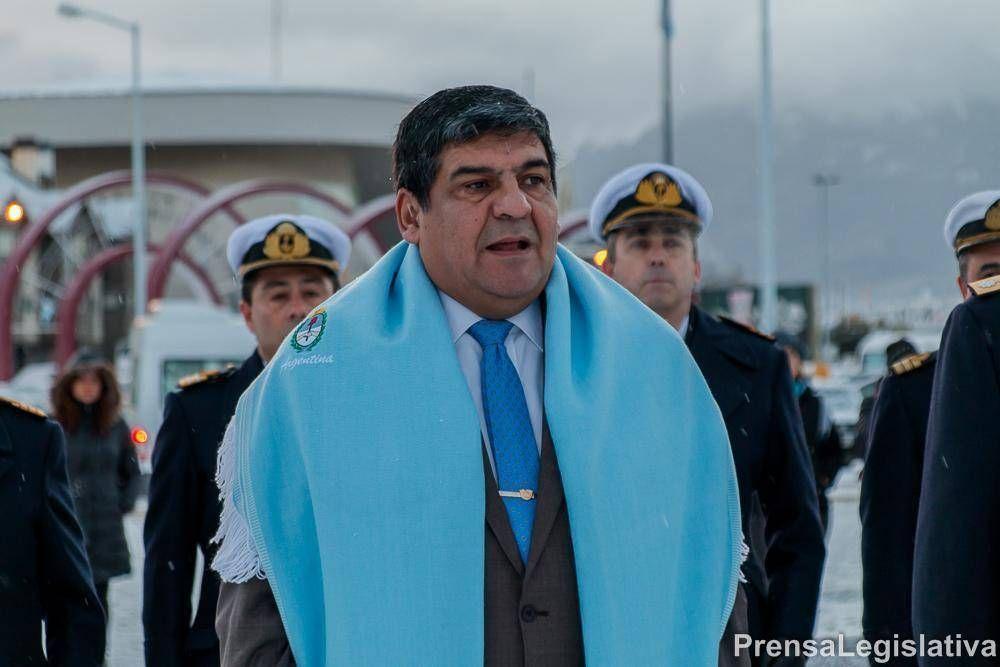 """""""Es un proyecto carente de toda lógica"""", sostiene el vicegobernador Juan Carlos Arcando"""