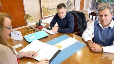 Alicia firmó el Proyecto de Emergencia Comercial