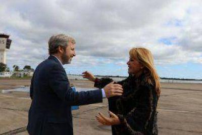 Frigerio llega al Chaco para cerrar la campaña