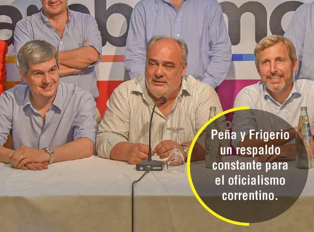 """Peña pidió votar a ECO+Cambiemos porque cuenta con """"el mejor equipo"""""""