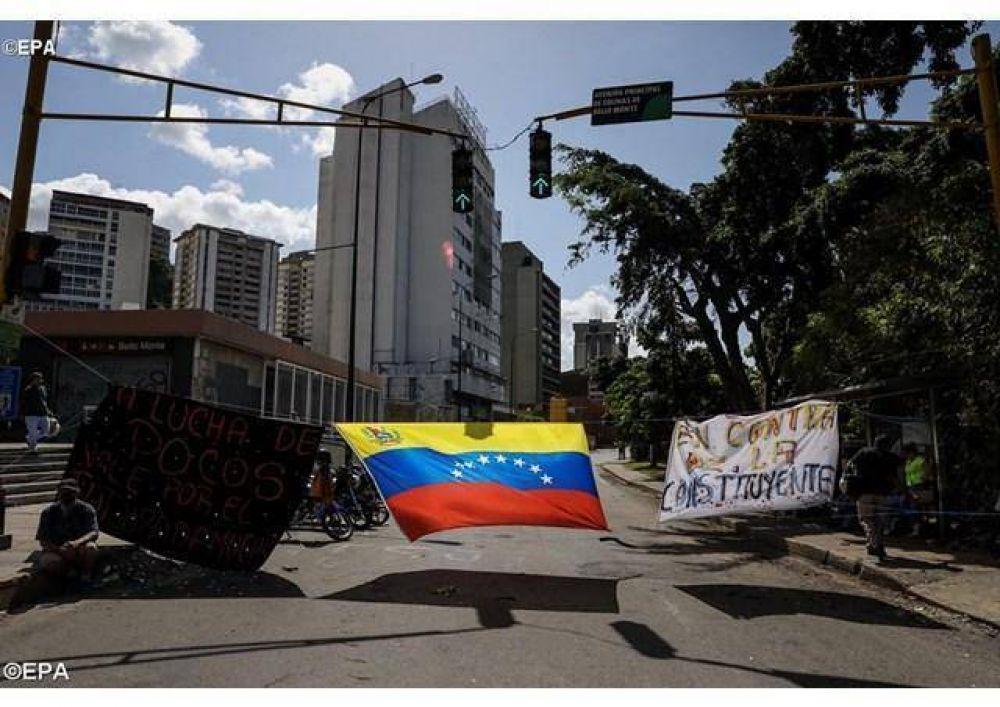 """Card. Urosa: """"Pedimos que cesen las medidas contra la voluntad del pueblo venezolano"""""""