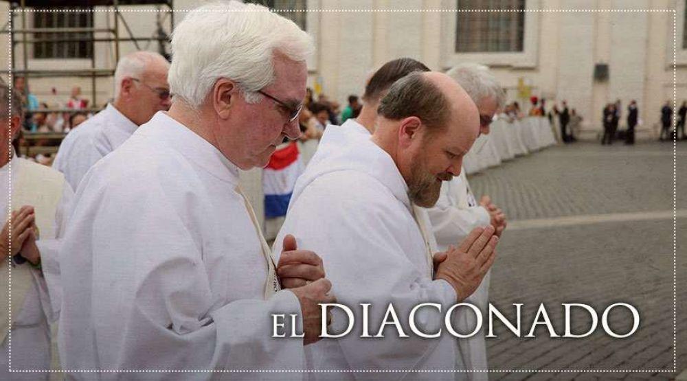 Hoy también se celebra el día de los Diáconos Permanentes