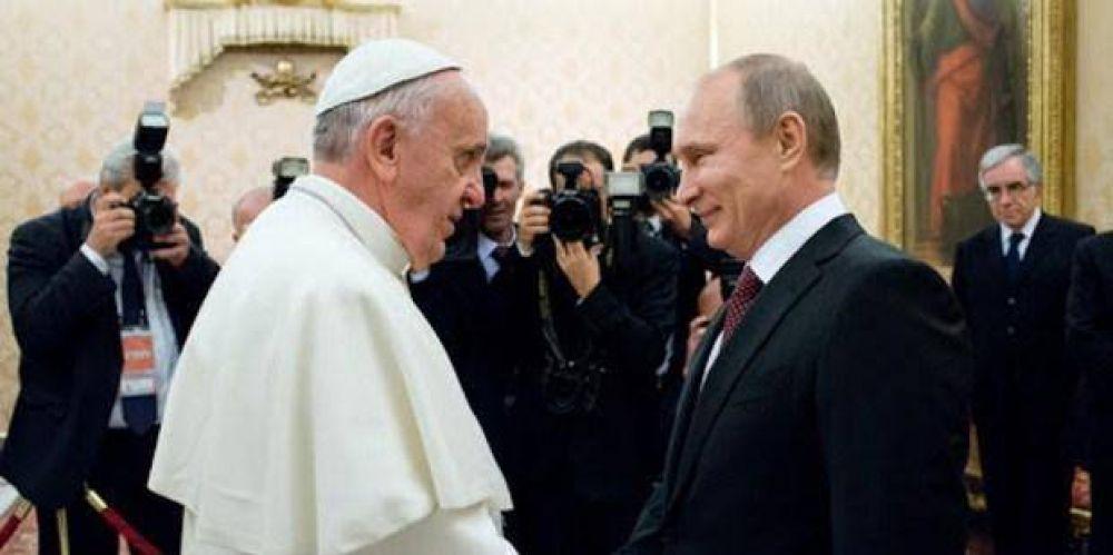 El Vaticano prepara la posible visita del Papa Francisco a Rusia