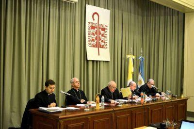 El Episcopado definió el temario y metodología del plenario electivo de noviembre
