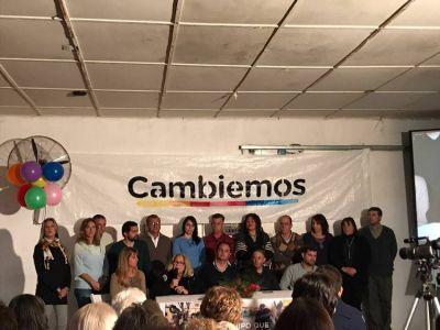 Tras un intenso día de trabajo CAMBIEMOS cerró su campaña exitosamente.
