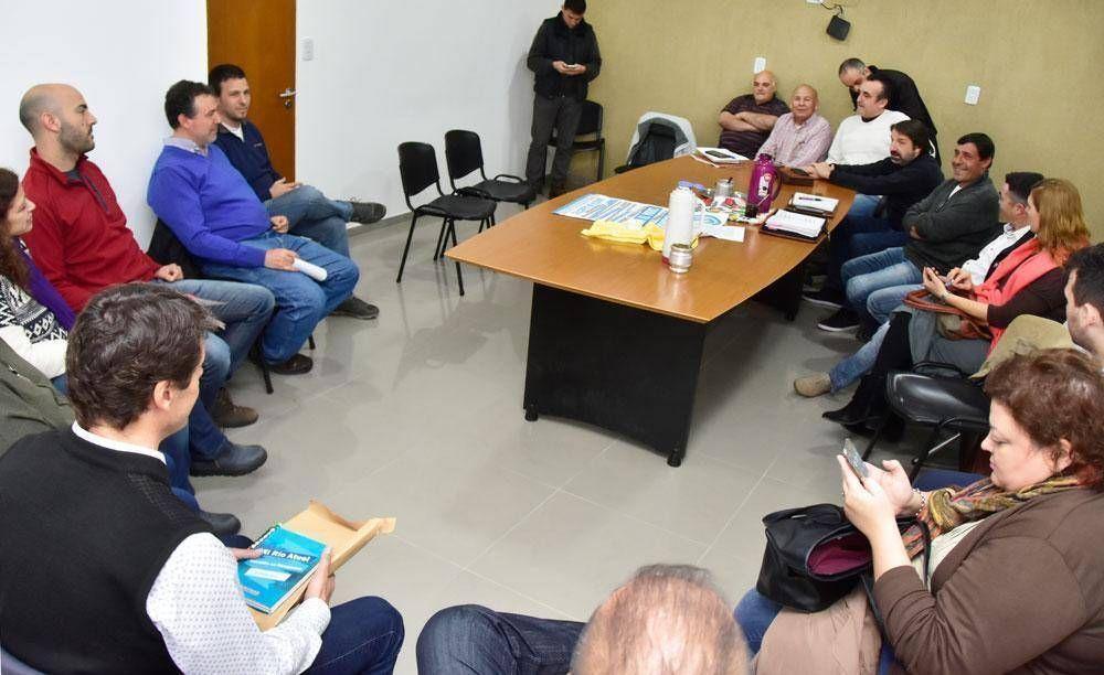 Precandidatos rechazaron las reformas jubilatoria y laboral